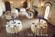 Weddings @ Powel Crosley Estate / Weddings at the Powel Crosley Estate in Sarasota, FL. All linens by Linens by the Sea  www.linensbythesea.com