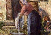 Camille PISSARO (impressionniste)