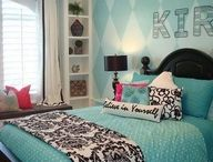 Bedroom ideas / by Melissa Loftin Jones