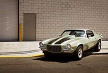 Cars / by Kelly Nixon
