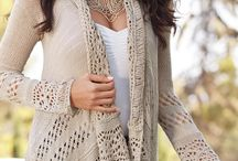 BOHO CROCHET and KNITTING