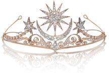 gyémánt tiara