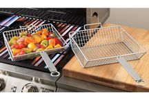 Grilling Made Easy / Great grills, grilling tools, grilling baskets & more to make the most of the grilling season! / by CHEFS Catalog