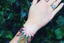 Cute tatto