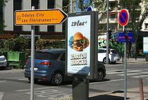 Campagne d'Affichage / 1ère campagne d'affichage à Aix-en-Provence