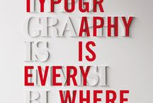Graphic Design / Graphic Design that inspires us!
