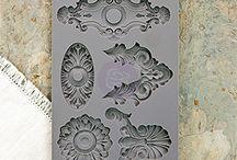 Ceramics: Sprigs