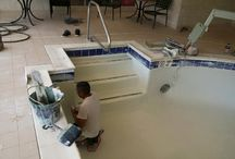 Pool Renovation at Hilton Garden Inn