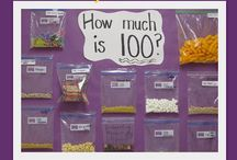 100th Day Activities / by Mary Burns