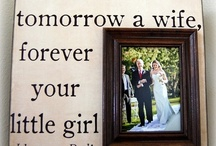Wedding stuff / by Erica Burke