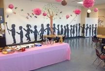 dekorasjon klasserom