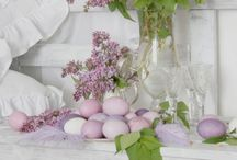 Romantic Easter / Easter decorations