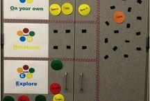 ZONES Math Organization / How to organize your classroom for ZONES math workshop model
