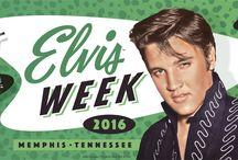 Elvis Week 2016 / Join us August 10-16 for Elvis Week at Elvis Presley's Graceland in Memphis! See the schedule and buy tickets at ElvisWeek.com. / by Elvis Presley's Graceland