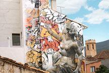 Arte urbana, sim senhor!