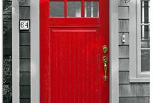 The|Red|Door / pure and simple, CHIC / by Steph Corvetto