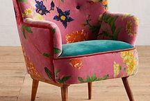Upholstered Chairs & Sofas