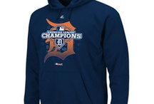 Detroit Tigers - 2012 American League Champions #WorldSeries