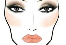 Face Chart / by Vanny Meneghim