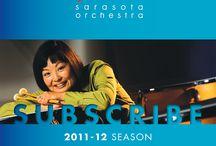 Brochure/program covers