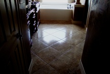 Tile! Tile! Tile! / Clean tile and grout look great! See our tile cleaning equipment in action at cleantileandmore.com.