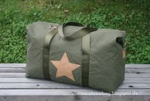 Emblem Duffle Bag