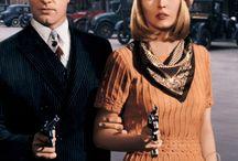 Bonnie & Clyde costume ideas