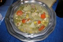 Soups  / by Jamie Cooper Bryan