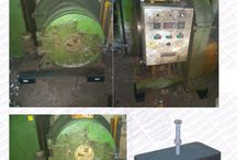Vibration Control in Shot Blasting Machine / 0