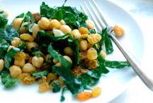 Vegetable Dishes: Spring