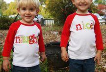 shirt ideas... / by Maudie Starcher