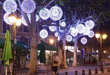 Ağaç ışıklandırma