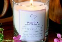 Anniversary gifts / Personal gifts for that special couple