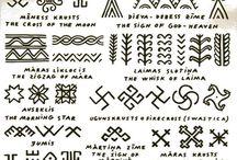 Symbols - Patterns - Decoration