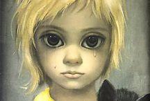 k  e  a  n  e  ♡ / margaret keane, keane, ressam, sanatçı, büyük gözler