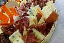 Plateaux fromages/charcuterie