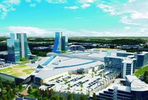 Mall of Africa / New mall of 120 000m² under construction in Midrand
