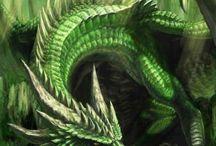 Lohikäärmeitä / o smokach....