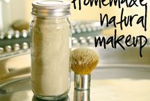 Hjemmelavet Hud hår og negle pleje