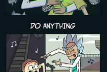 Rick and Morty !!!!
