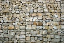 Камни в ландшафте и саду