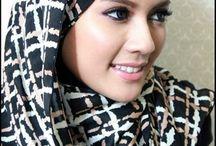 Hijab style on me
