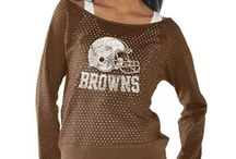 Cleveland Browns / by Tia Raab