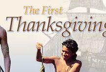Thanksgiving / by Elizabeth Browne