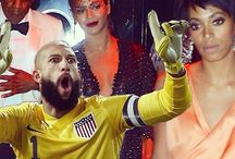 Things Tim Howard Could Save / The USMNT lost their game in the World Cup, and a meme was born. A very, very funny meme.