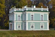 Kuskovo / Photographs of Kuskovo, a former estate of the Sheremetev family built in the 18th century. Currently Kuskovo is a museum situated in the East District of Moscow.