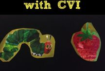 Cortical visual impairment / Resources, tools and adaptions