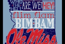 Ole Miss Rebels ;) / by Gail Kreunen