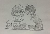 sekaiichi & junjou & hybrid