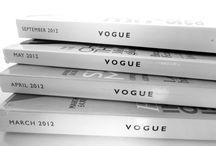 Vogue // Editorial / [ Vogue covers ]